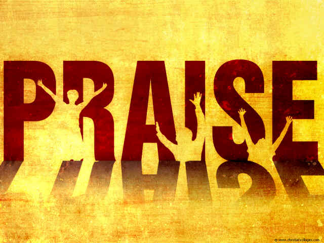 Monday Motivation: We Must Praise…