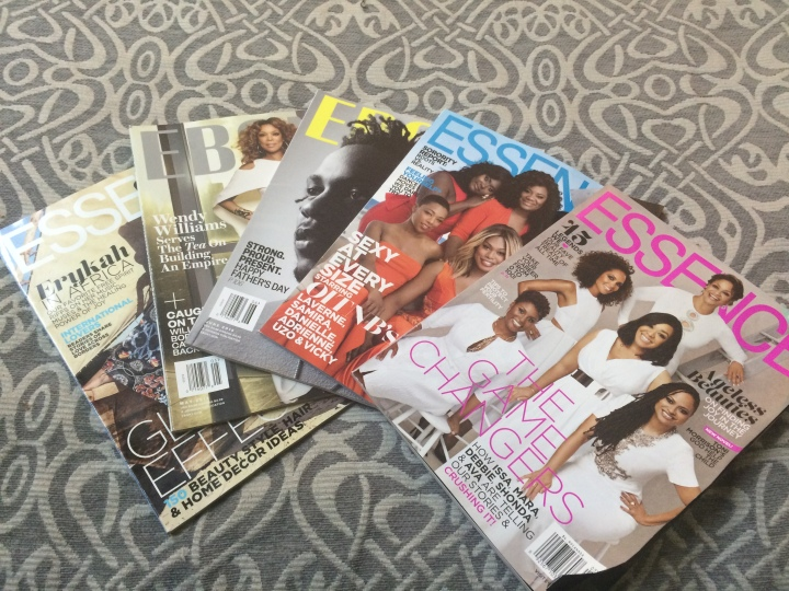 Wednesday Weekly Reads: I Love The Book I'm Reading…. and I Have Tons Of Magazines To Read!