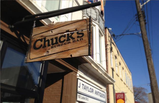 Food Files: Chuck's BurgerBar
