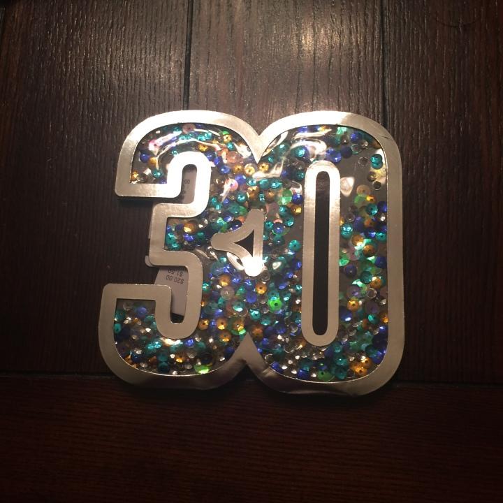 30 And Grateful….