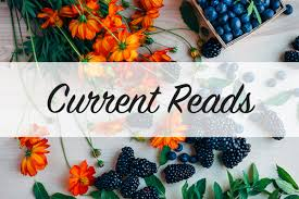 Wednesday Weekly Reads: What I'm Currently Reading…