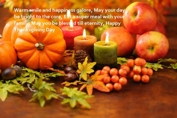 Monday Motivation: A ThanksgivingPrayer….