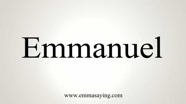 Monday Motivation:Oh ComeEmmanuel