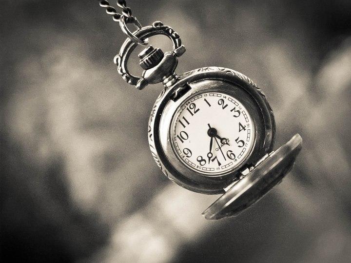 Monday Motivation: Time…