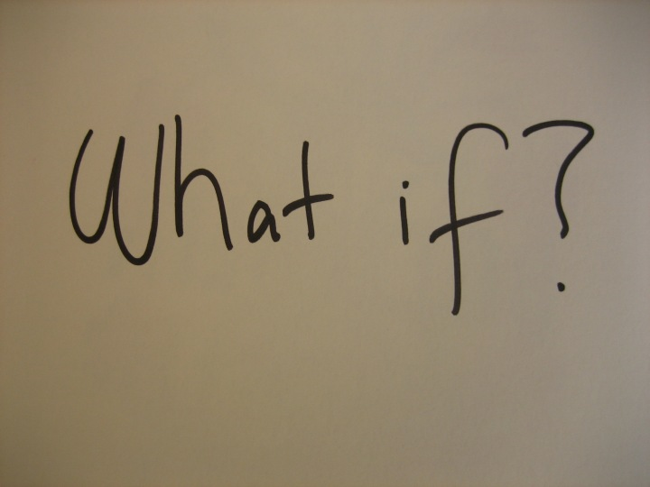 Monday Motivation: What If….