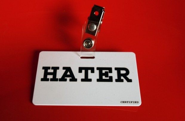 Monday Motivation: My Haters Are NOT My Motivators…