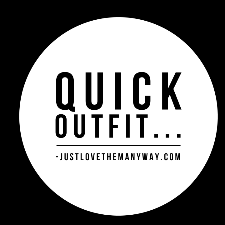 Style Sunday: Quick Outfit…