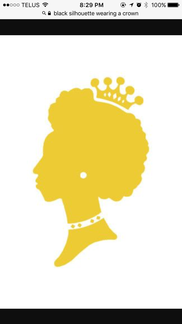 Black Woman, Did You Know That You're aQueen…