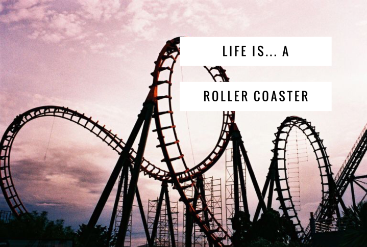 Monday Motivation: Life Is… A Rollercoaster