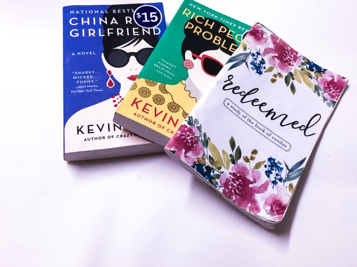 October Reads…