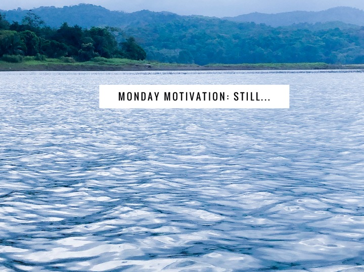 ​Monday Motivation: Still…