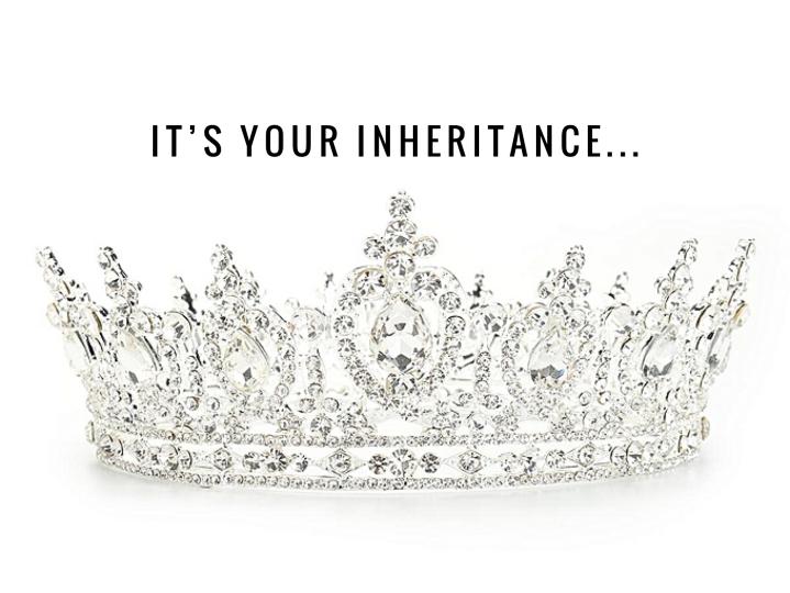 It's My Inheritance…