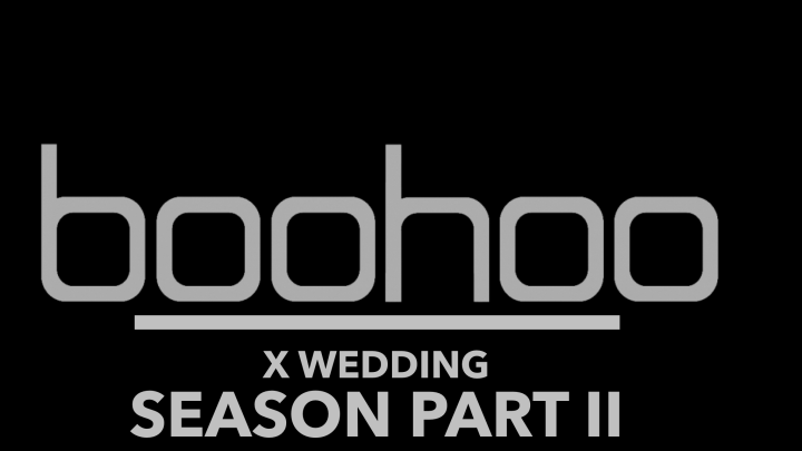 Style Sunday:  Boohoo x Wedding Season Part II