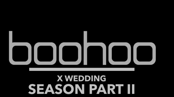 Style Sunday:  Boohoo x Wedding Season PartII